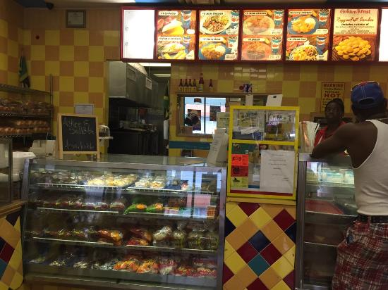 Golden Krust Caribbean Bakery And Grill Inside The