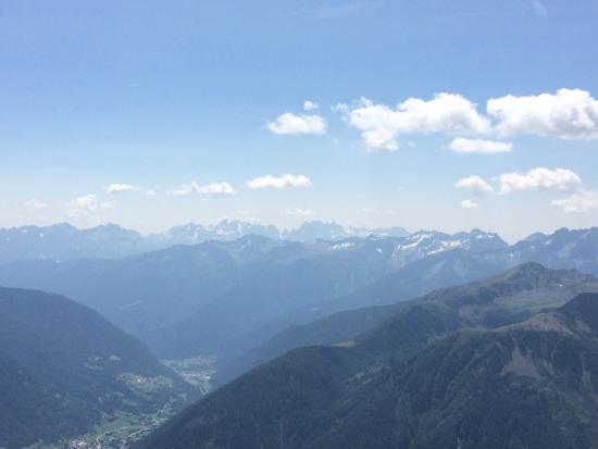 Peio Fonti, อิตาลี: Vista da 300