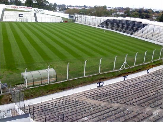 Jardines del Hipodromo Stadium