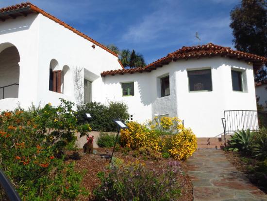 San Clemente, Kalifornia: Casa Romantica exterior
