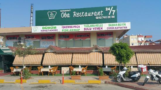 Oba Restaurant Manavgat