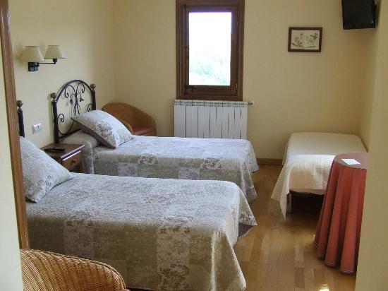 Hotel Cal Martri : Room
