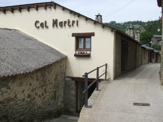 Hotel Cal Martri : Hotel