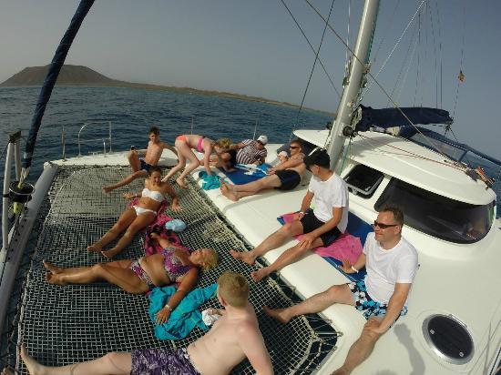 OBY Catamaran - Picture of Oby Catamaran, Corralejo - TripAdvisor