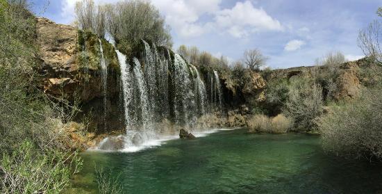Albarracin, Espanha: Maravillosa Ciudad y entorno...