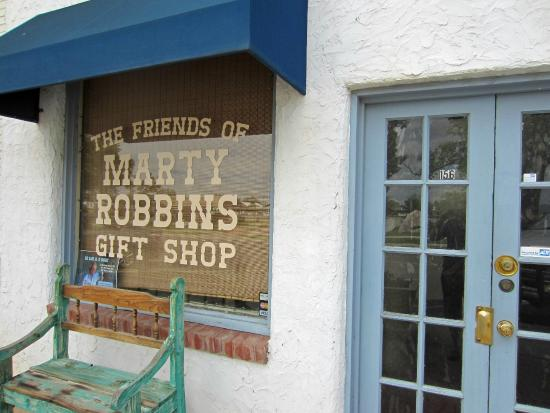 Friends of Marty Robbins Museum: Friends of Marty Robbins