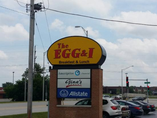 Egg And I Restaurant Chicago Heights