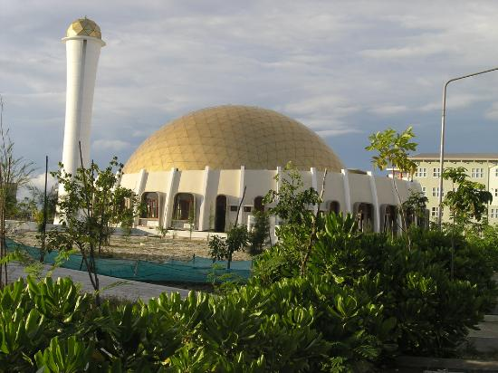 ‪Hulhumale Mosque‬