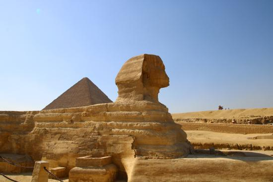 Egypt Excursions Online - Day Tours: Sphinx