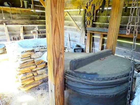 Greensboro, NC: blacksmith