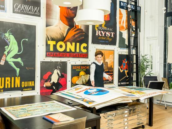 L'Affichiste Vintage Poster Gallery
