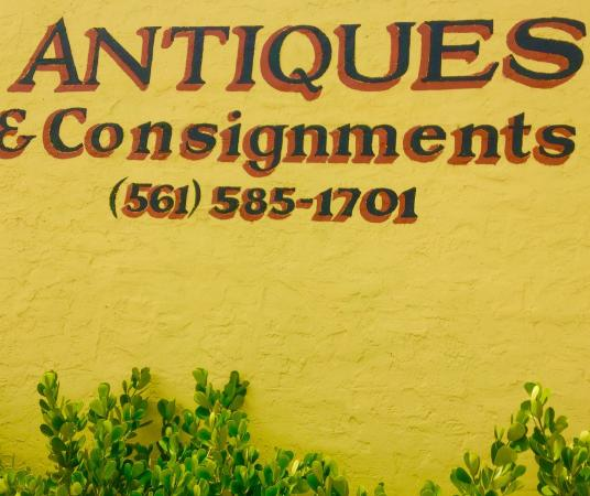West Palm Beach Antique Row Art & Design District: Post Modern Stuff