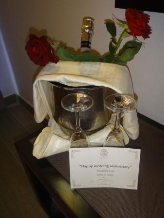 Jardines de Nivaria - Adrian Hoteles: Surprise in our room