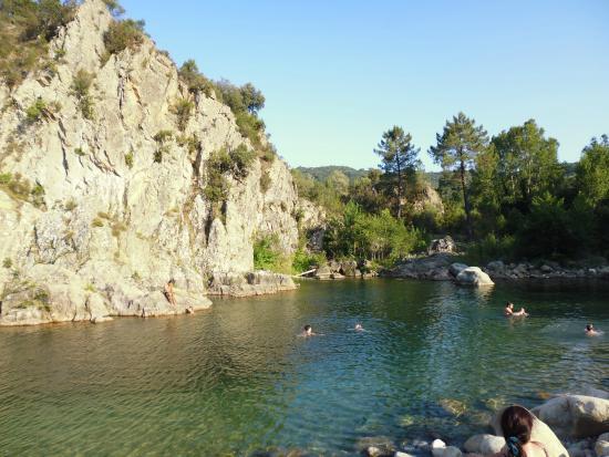 Gorges of the Solenzara River : Solenzara