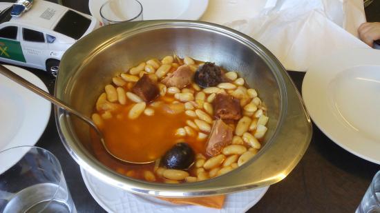 Restaurante Casa Pepe: Fabada