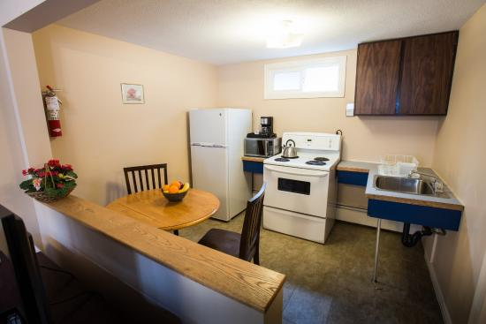 Villa Motel: Kitchenette Suite