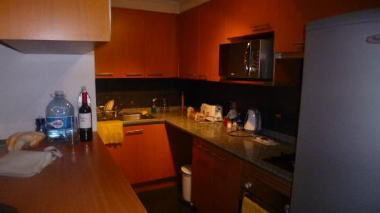 Costa Suecia Departamentos Amoblados: Cozinha equipada