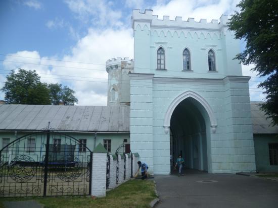 Korsun-Shevchenkivskyi, Ουκρανία: территория