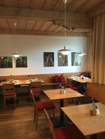 Kranzbichlhof: Salle à manger