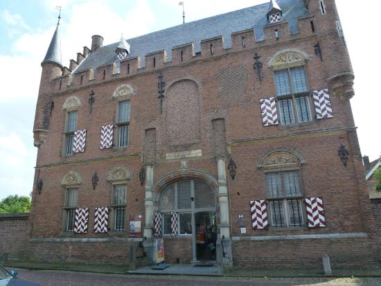 Stadskasteel Zaltbommel