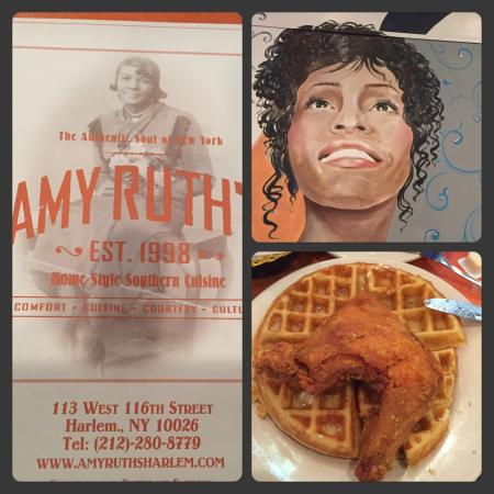 Amy ruth 39 s home style southern cuisine picture of amy for Amy ruth s home style southern cuisine