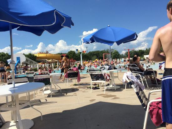 Oshkosh, WI: Pollock Community Water Park