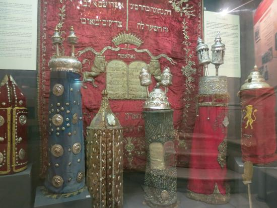 Torahs from Turkey Spanning the 1800s - Picture of The ...