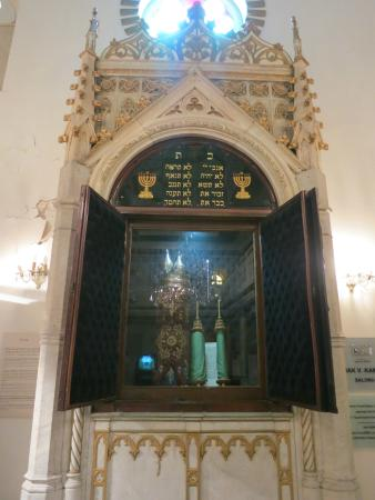 Early 19th Century Torah - Picture of The Quincentennial ...