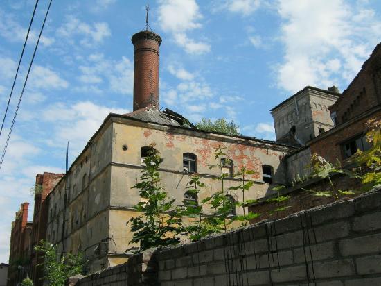 Brewery Building Ponart