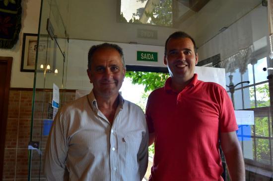 """Restaurante Caneta: o amigo Carlos """"Caneta"""""""