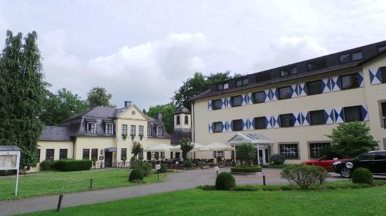 Parkhotel Hohenfeld Munster: Front view