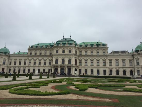 Picture of belvedere palace museum vienna for Tripadvisor vienna