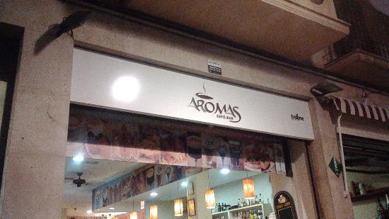 Aromas Cafe Bar