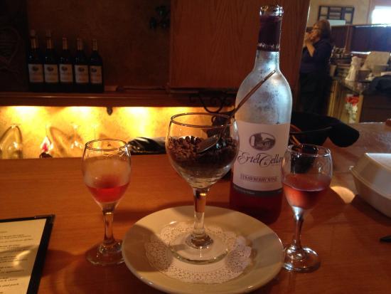 Ertel Cellars Winery Bistro Image & photo1.jpg - Picture of Ertel Cellars Winery Bistro Batesville ...