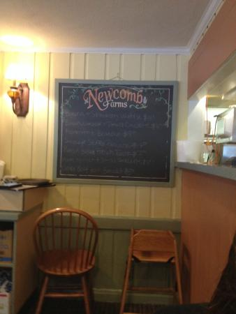 Newcomb Farms Restaurant