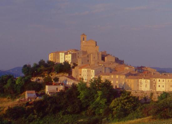 "Province of Chieti, Italy: ""Fragne"" al tramonto"