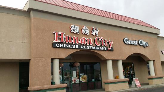 Hunan City Restaurant