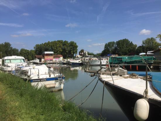 Port de Buzet - Val d'Albret