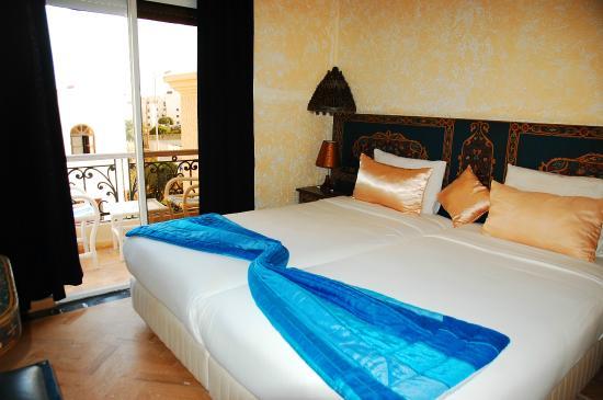 Al Jasira Hotel: Chambre Double