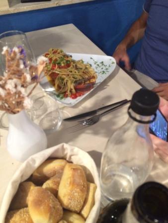 Oasi Azzurra Restaurant: Oasi Azzurra Village