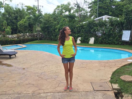 La Cañada Internacional: Тот самый бассейн