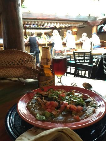 Alley Cantina : Pork Green Chili Stew