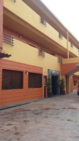 Aqua Rio Hotel : Exterior