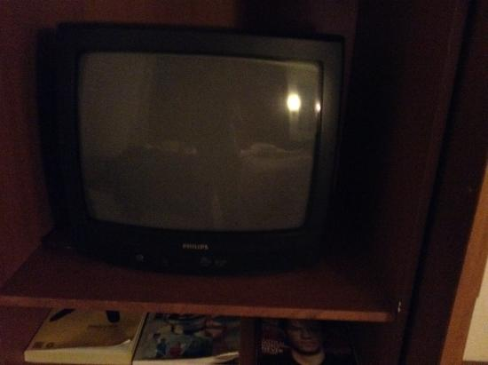 Very old TV - F...