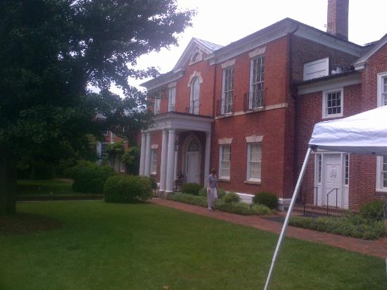 Dumbarton House : Front of House
