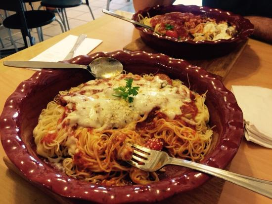Fabrizio S Italian Restaurant Authentic Food Served With A Smile So Many Choices On