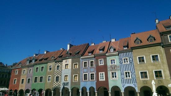 Alte Markt: we had great weather