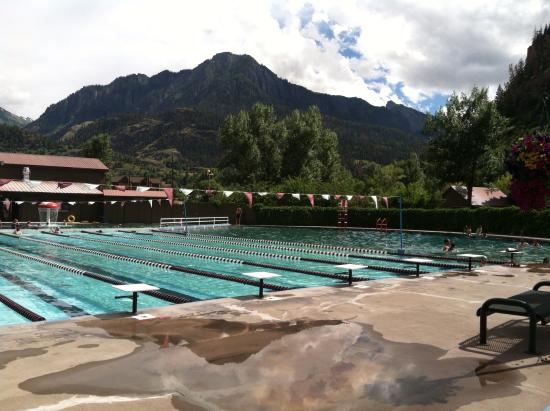 Ouray Pool Picture Of Ouray Hot Springs Pool Ouray Tripadvisor