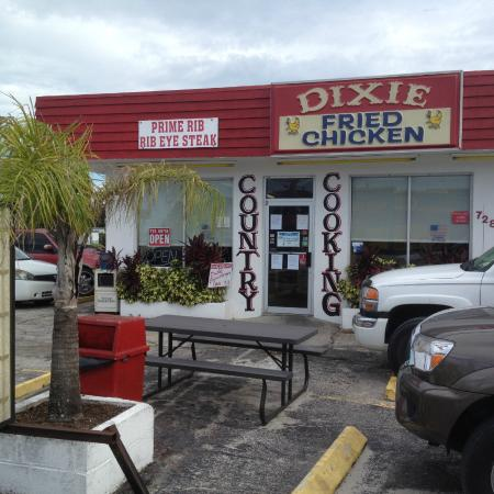 Dixie Fried Chicken & Seafood: FRONT