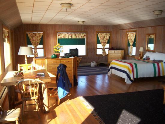 drummond island resort conference center restaurant